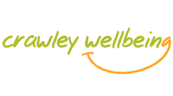 Crawley Wellbeing Logo