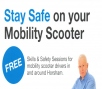Stay Safe on your Mobility Scooter Event Image