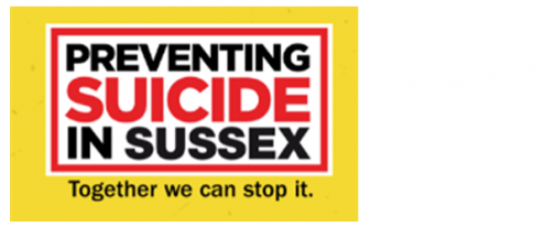 Preventing suicide in West Sussex logo