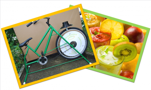 Smoothie Bike Page image