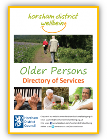 Older Persons Directory of Services
