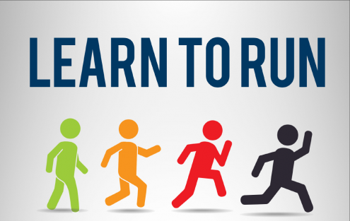 Learn to run course promotion
