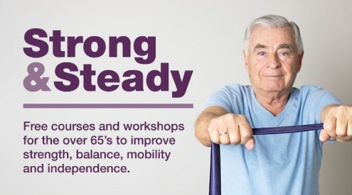 Strong & steady course promotion